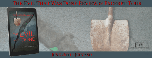 the evil that was done banner