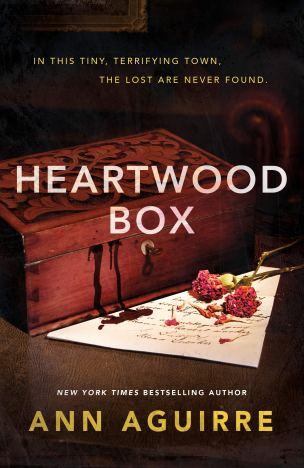 Book Cover - Heartwood Box by Ann Aguirre