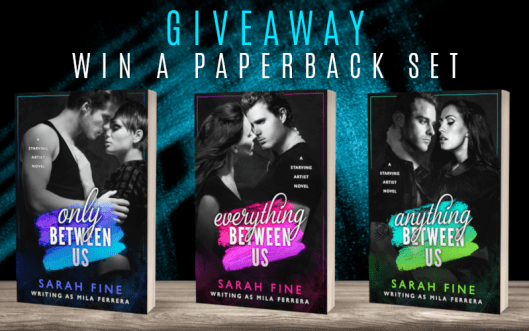 Giveaway Graphic - Starving Artists Seriesl by Sarah Fine - 1.png