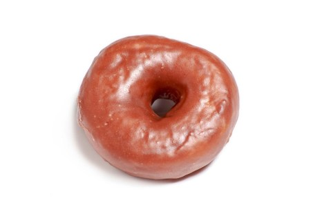 Old Fashioned Chocolate donut