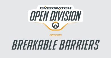 Overwatch Player Disqualified