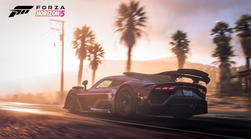 Forza Horizon 5 Key Image