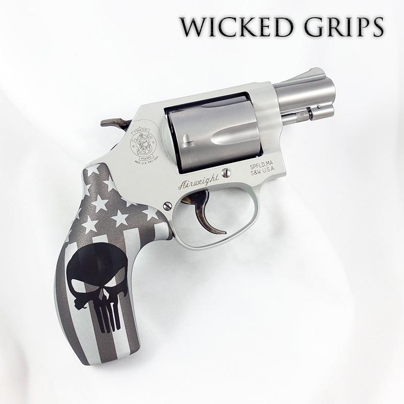 Custom Grips K Frame Revolvers