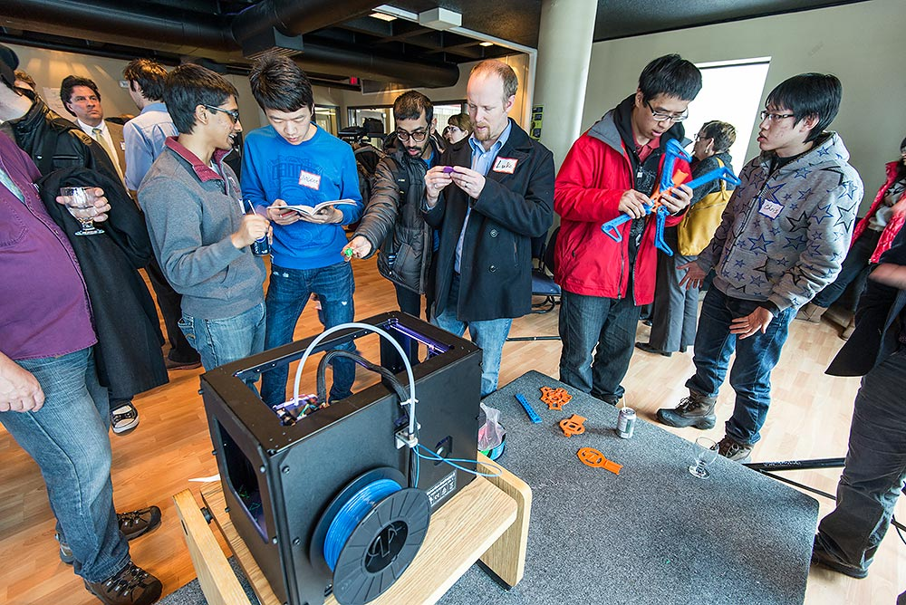 Help make Saint John's 1st Makerspace happen