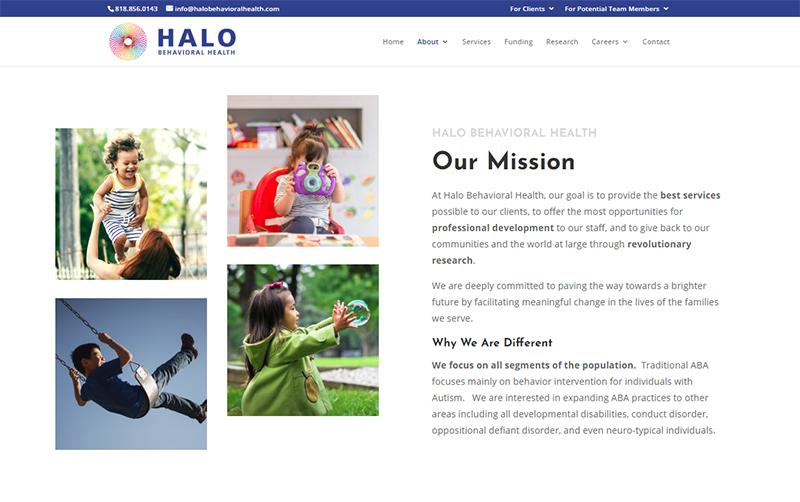 Halo Mission Statement
