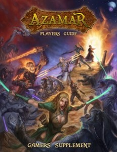 Azamar Cover