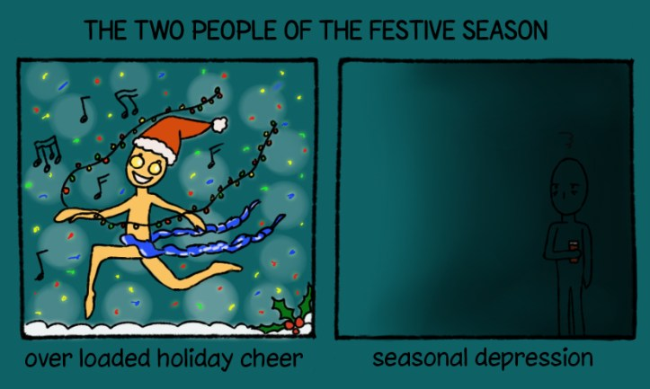 tis the seasonal depression merry christmas wicked reasoning