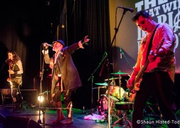 Wicked Spins Radio – The Men That Will Not Be Blamed For Nothing – Live Review Exeter Phoenix