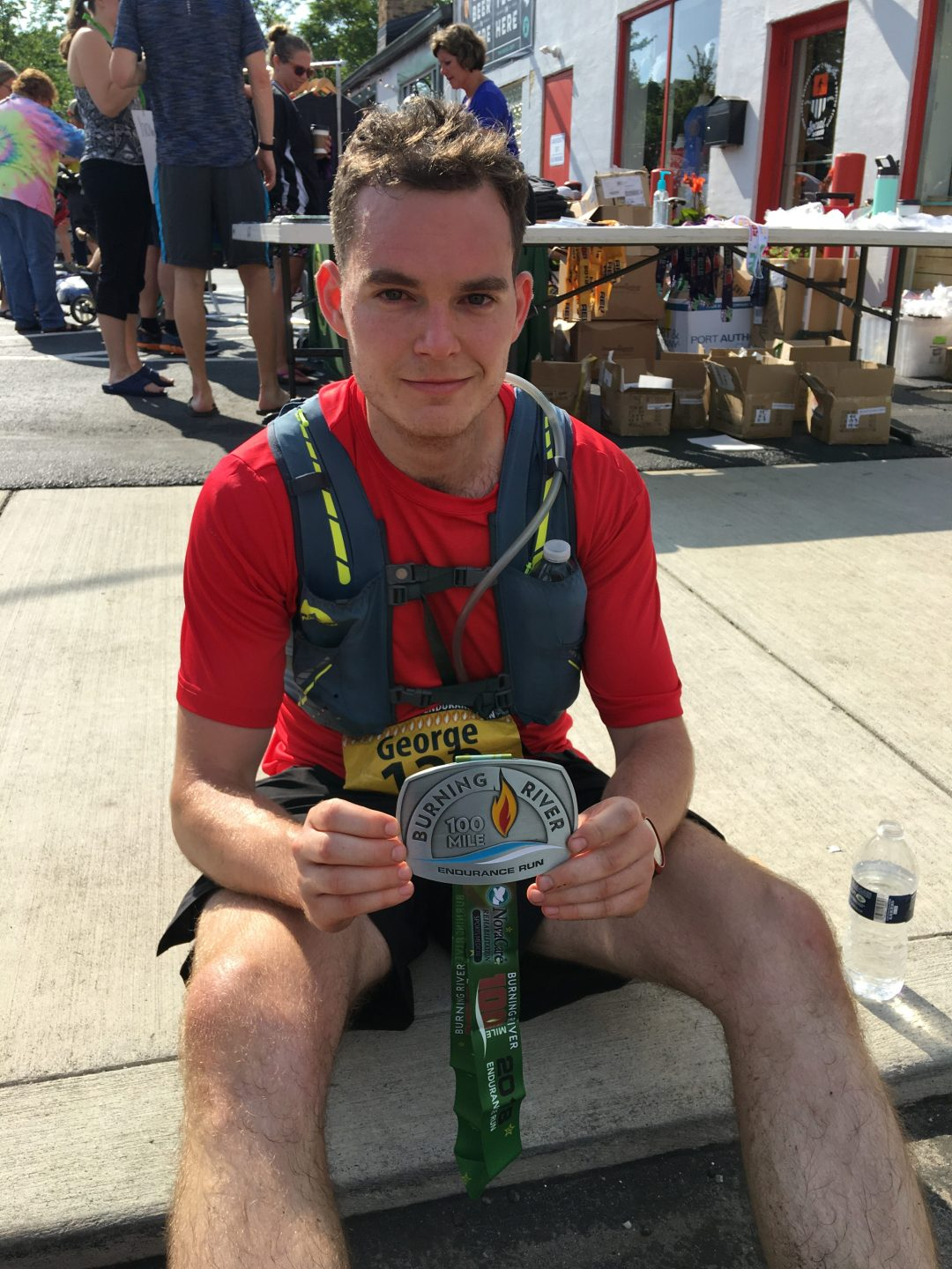 Burning River 100 Race Report | Belt Buckle
