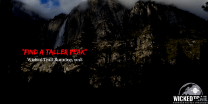 We run ultra marathons. Why? To find a Taller Peak