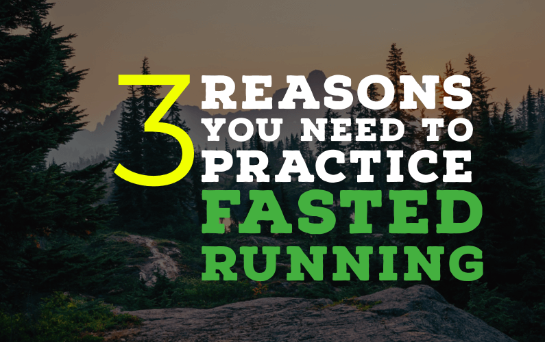 Fasted Running Is Your Best Friend: 3 Reasons To Try It