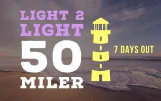 Light 2 Light 50: One Week Out