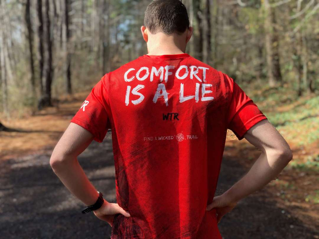 How To Run 100 Miles   Comfort Is A Lie