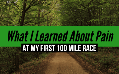 Run 100 Miles With No Pain