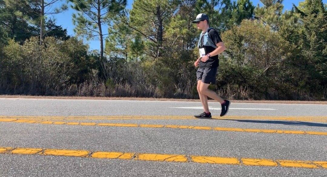 Ultra marathon regret