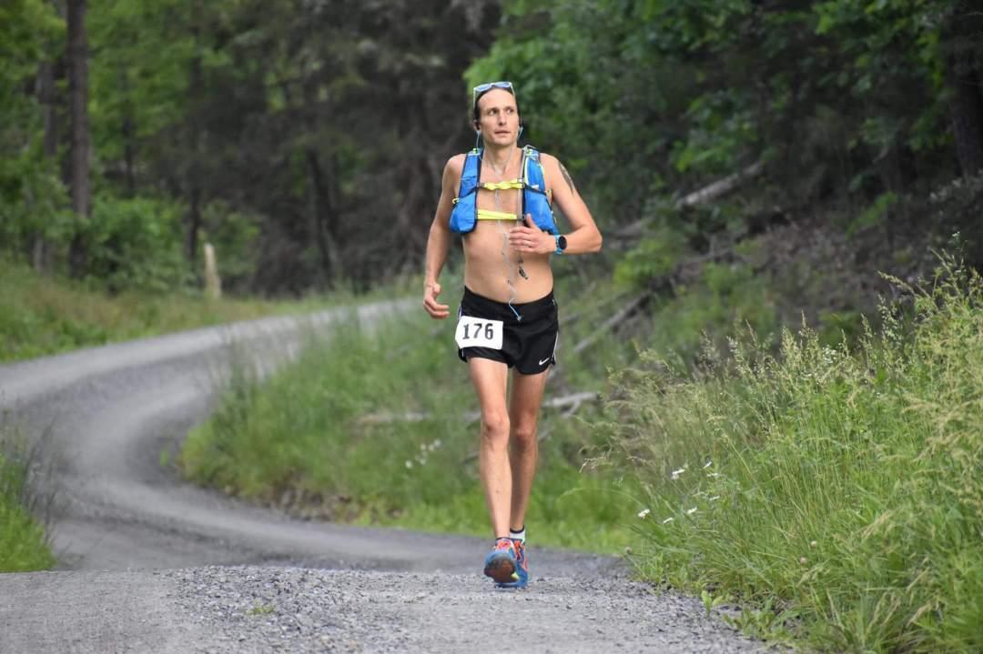 Scott Waldrop   Plant Based Ultra Marathon Runner