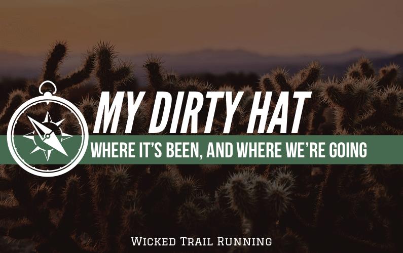 My Dirty Hat - Ultra Trail Trucker Hat