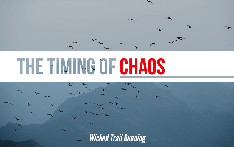 The Timing of Chaos
