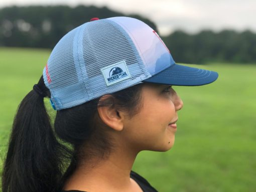 Comfort Is A Lie Wicked Trail Performance Trucker Hat