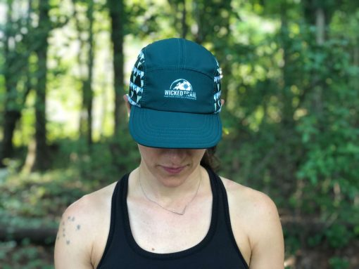 Wicked Trail Running UltraCap Ultrarunning Hat Packable