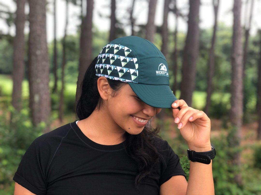 Wicked Trail Running Ultrarunning Hat
