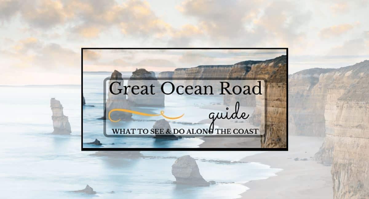 Great Ocean Road 12 Apostles Guide Australia