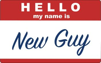 Prompt #227: The new guy