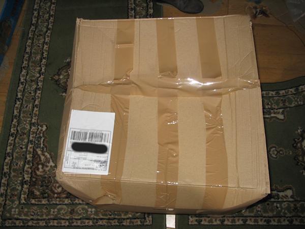 yarn parcel