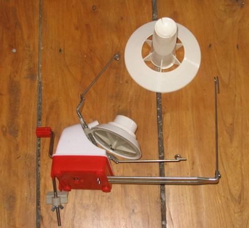 l-2 Jumbo wool winder