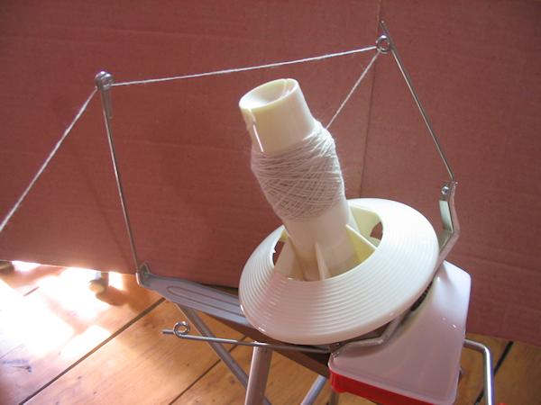 l-2 Jumbo wool winding