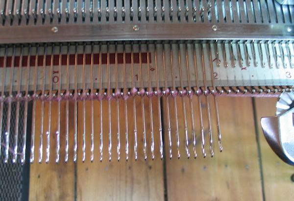e-wrap around all needles