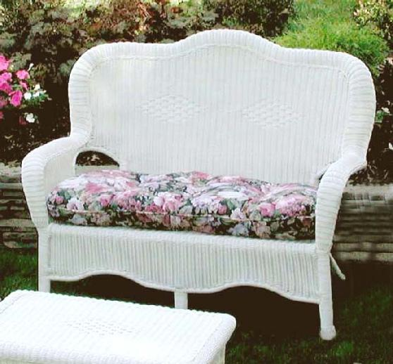 White Wicker Resin Furniture