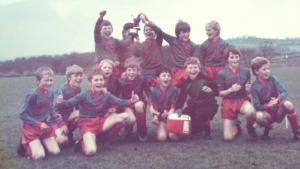 Wickersley Youths first ever football team