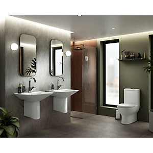 Bathrooms Bathroom From Design To Installation Wickes