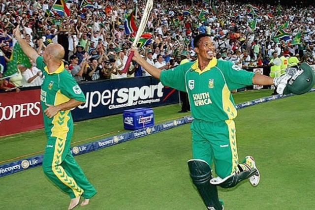 South Africa chased down 434 runs to make a world record