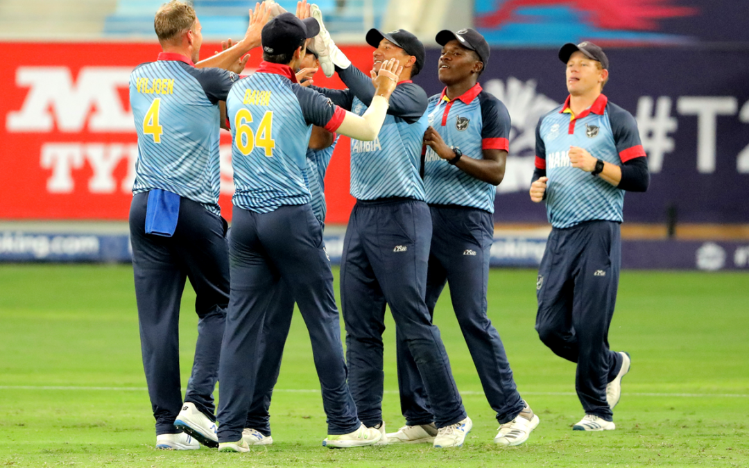 ICC T20I World Cup Preview: Namibia