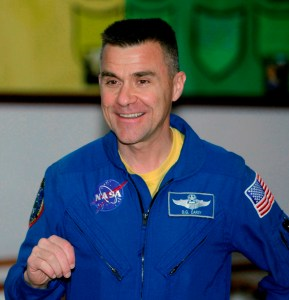 NASA astronaut Duane 'Digger' Carey will speak at our forthcoming Parent Council AGM