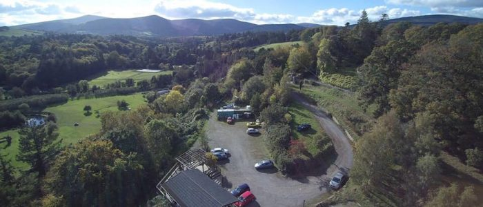 Dargle Valley Car Park