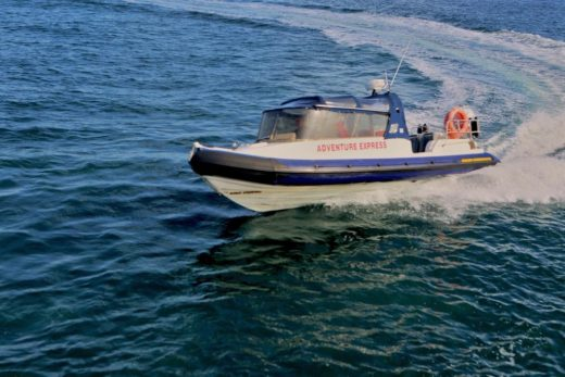 Doolin Ferry Co. Launch Thrilling Seafari Boat Experience and Seek Adventurers To Try It Out First – WicklowNews