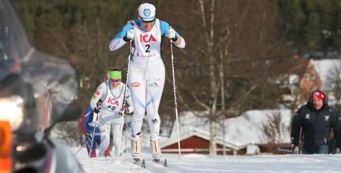 Susanne Nyström stakning Tjejvasan