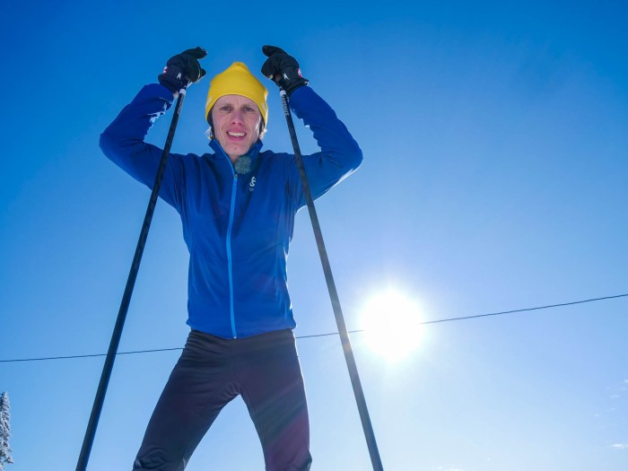 Acadyme Online Course Cross Country Skiing Skating Erik Wickström