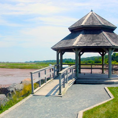 Wolfville Waterfront