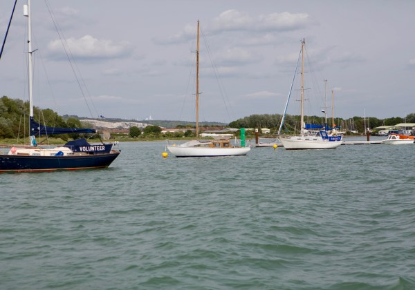 Traditional Swinging Moorings