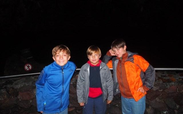 Terceria: Volcano Boys