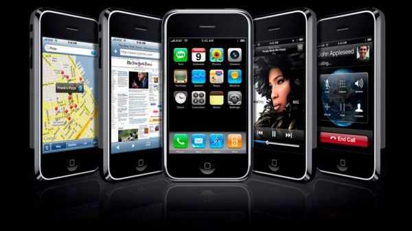iPhone 5 — Обои на рабочий стол HD качества