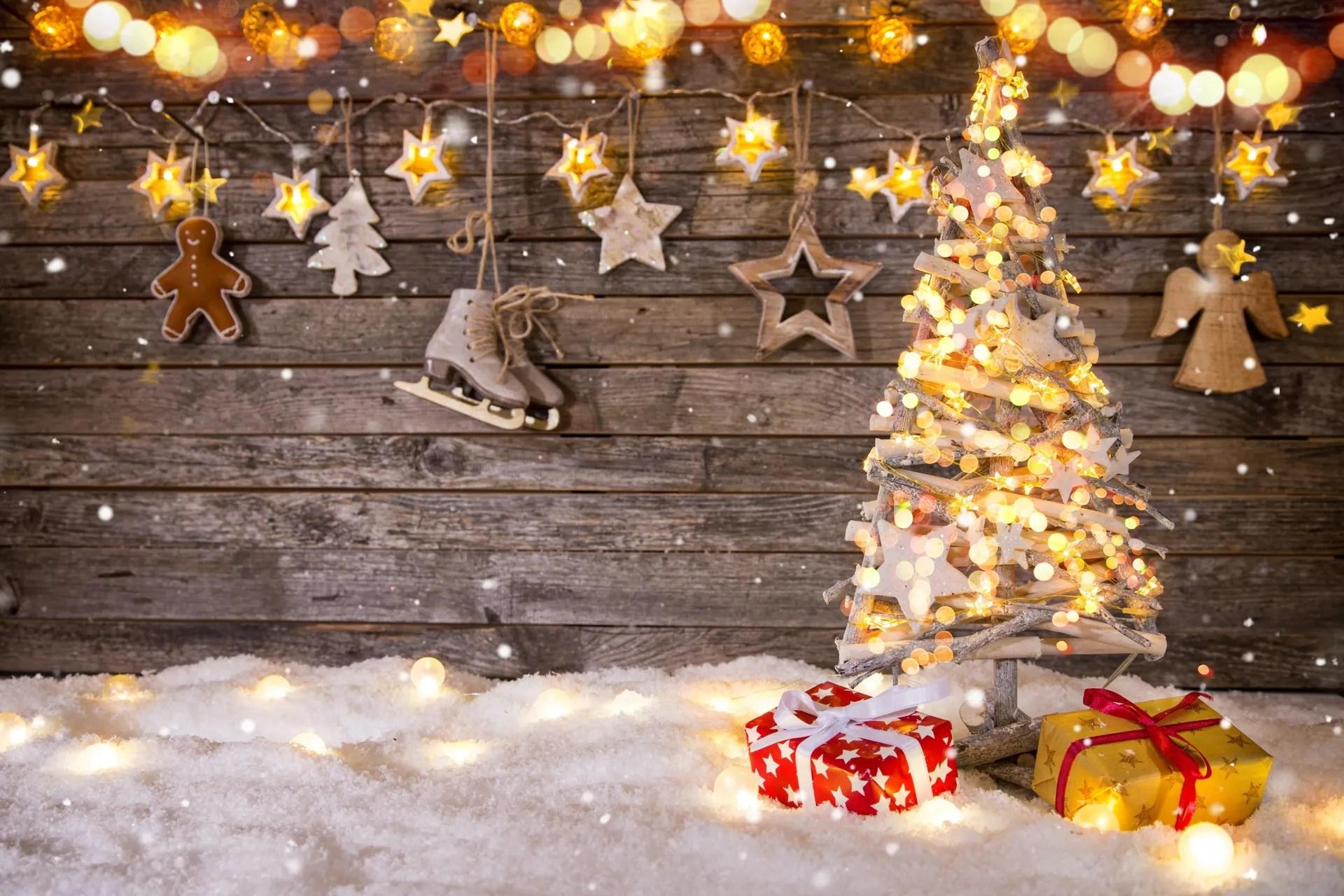 Rockefeller Christmas Tree By Robert Finale Widescreen