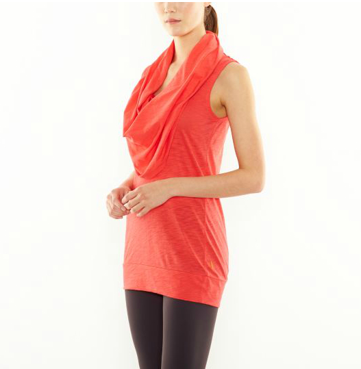 Body & Mind Tunic from Lucy.com.