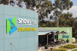 SnowyHydro Discovery Centre