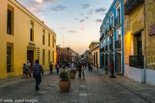 Around Oaxaca