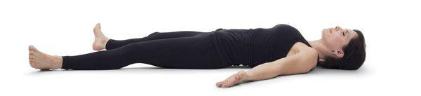 Savasana Essential posture in Yoga